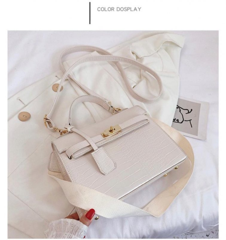 Luxe Style Double Strapped Office Bag