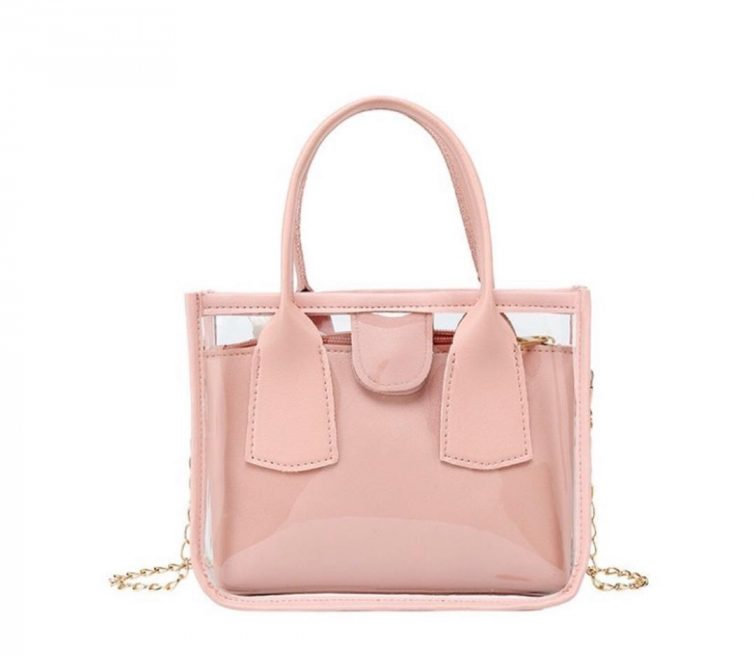 Luxe StyleTransparent bags