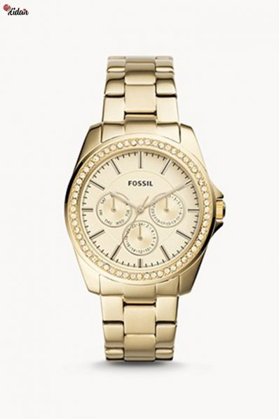Fossil Janice Multifunction Gold-Tone Stainless Steel Watch